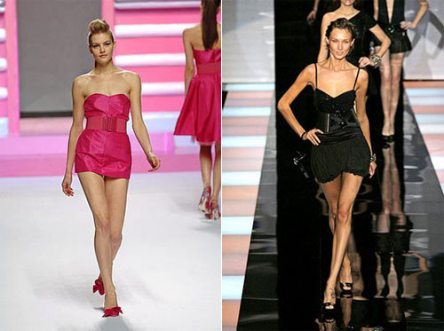 5mr - Лято 2009: Мини рокли за максимално удоволствие!