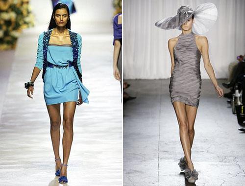 7mr - Лято 2009: Мини рокли за максимално удоволствие!