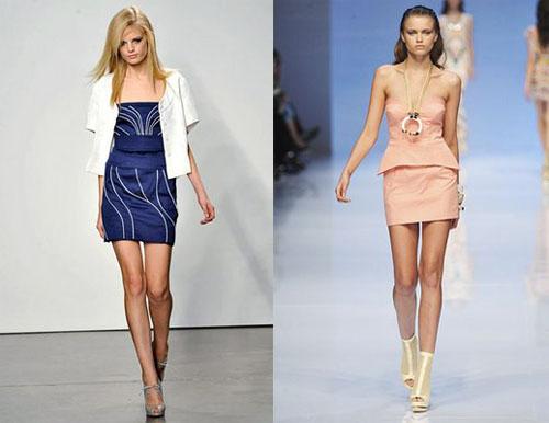 8mr - Лято 2009: Мини рокли за максимално удоволствие!