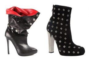 Eсен-зима 2009: Обувки