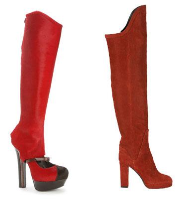 2 03 - Eсен-зима 2009: Обувки