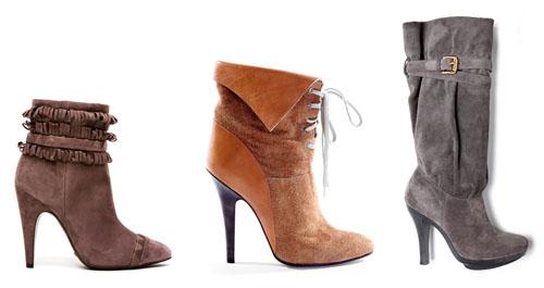 3 03 - Eсен-зима 2009: Обувки