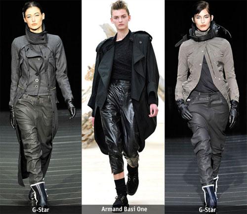 3 031 - Какви кожени панталони да изберете тази есен
