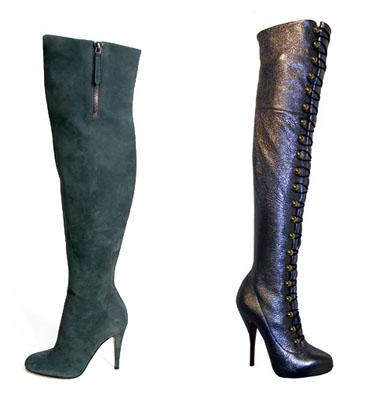 5 01 - Eсен-зима 2009: Обувки