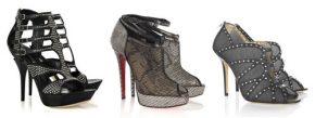 Обувки за новогодишната нощ