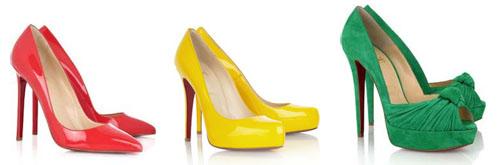 03 - Обувки за новогодишната нощ