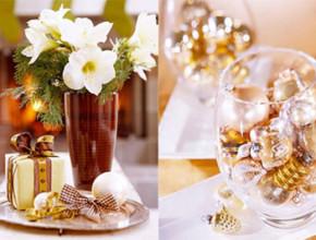 1um 290x220 - Коледна украса на масата