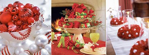 3um - Коледна украса на масата