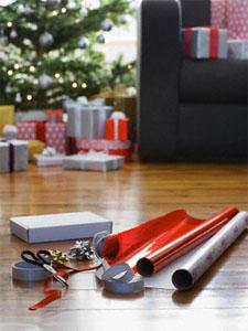 OP - Как да опаковате подаръците красиво