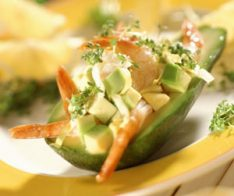 Авокадо със скариди