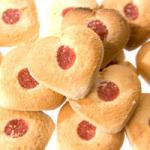 Vanilovi sarca 150x150 - Ванилови сърца с мармалад