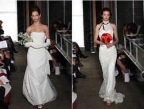 1 3Carolina Herrera1 290x220 - Пролет-лято 2010: Булчински рокли