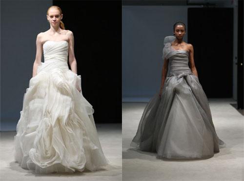 3 2Vera Wang - Пролет-лято 2010: Булчински рокли