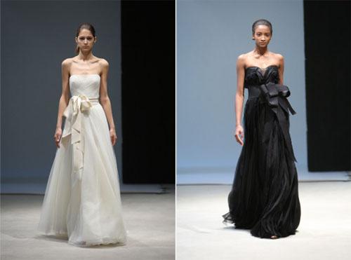 3 3Vera Wang - Пролет-лято 2010: Булчински рокли