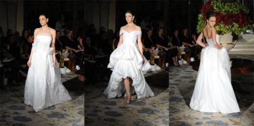 4 5Douglas Hannant 500x248 - Пролет-лято 2010: Булчински рокли