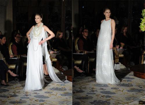 4 6Douglas Hannant - Пролет-лято 2010: Булчински рокли