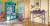 Ярък цветен интериор на Russell & Mackenna
