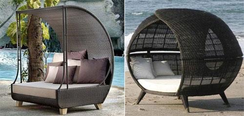 03m - Градински мебели от изкуствен ратан