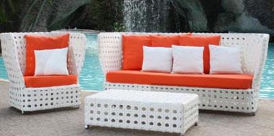05m - Градински мебели от изкуствен ратан