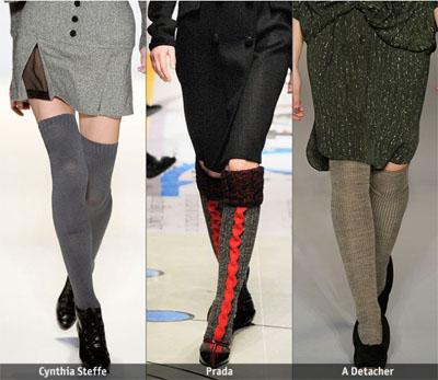 11chorapi - Есен-зима 2010/2011: Без какво не може да мине една истинска модна последователка