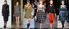 Есен-зима 2010/2011: Основни тенденции според Style.com
