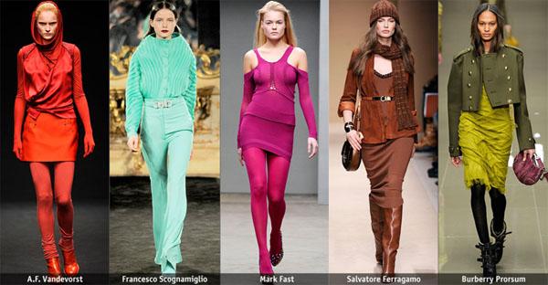 3hue - Есен-зима 2010/2011: Основни тенденции според Style.com