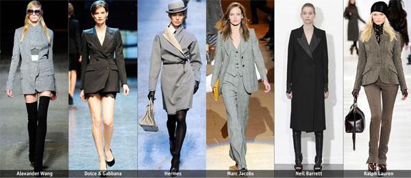 4man - Есен-зима 2010/2011: Основни тенденции според Style.com