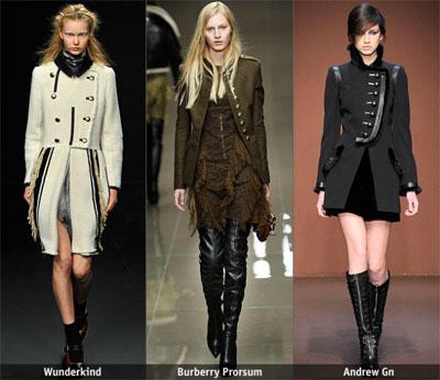 4voenni - Есен-зима 2010/2011: Без какво не може да мине една истинска модна последователка