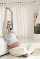 Методи на дишане по време на бременността