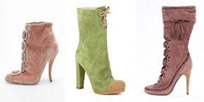 Есен-зима 2010/2011: Обувки