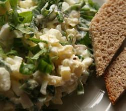 kartofi heringa 251x220 - Картофена салата с херинга