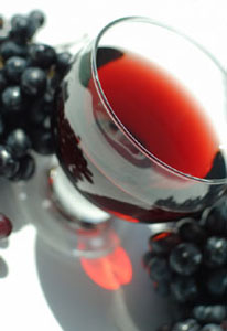 mv - Виното в полза на красивата кожа
