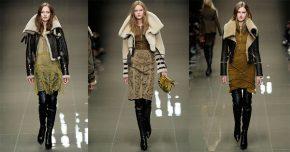 Есен-зима 2010/2011: Връхни дрехи - II част
