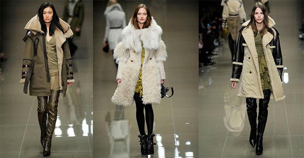 02Burberry Prorsum - Есен-зима 2010/2011: Връхни дрехи - II част