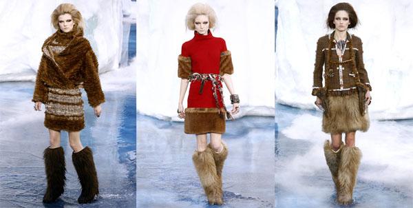 04Chanel - Есен-зима 2010/2011: Връхни дрехи - II част