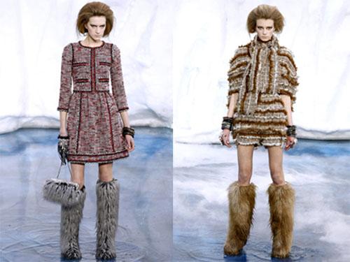 05Chanel - Есен-зима 2010/2011: Връхни дрехи - II част