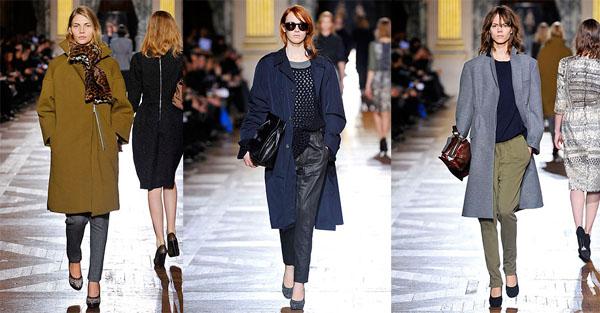 07Dries Van Noten - Есен-зима 2010/2011: Връхни дрехи - II част