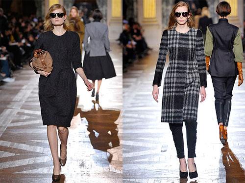 08Dries Van Noten - Есен-зима 2010/2011: Връхни дрехи - II част