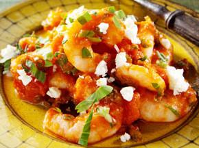 Skaridi domaten sos 290x216 - Скариди в доматен сос