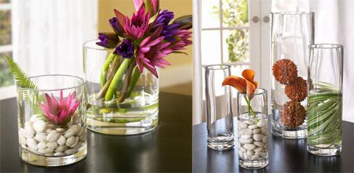 ed02 - Идеи за есенна украса със стъклени съдове