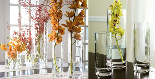 ed03 - Идеи за есенна украса със стъклени съдове