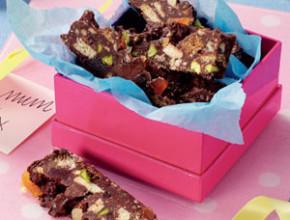 01Bon bons et Chocolat 290x220 - Сладкиши за... коледен  подарък
