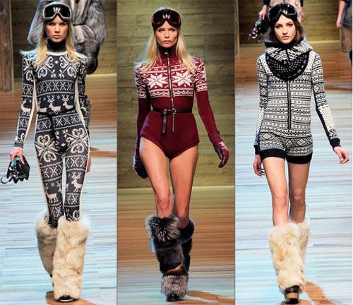 10DG - Колекция есен-зима 2010/11 на D&G Dolce & Gabbana