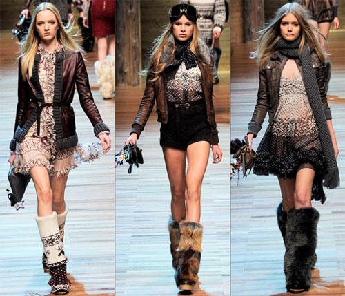 12DG - Колекция есен-зима 2010/11 на D&G Dolce & Gabbana