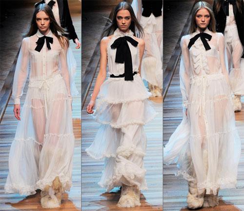 16DG - Колекция есен-зима 2010/11 на D&G Dolce & Gabbana