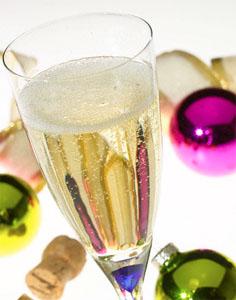 Shampansko - Как правилно да отворите шампанското на Нова година