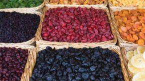 Сушените плодове: Утеха за любителите на сладкото