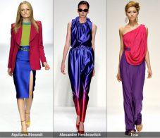 Пролет-лято 2011: Основни тенденции според Style.com