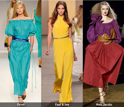 06ys - Пролет-лято 2011: Основни тенденции според Style.com