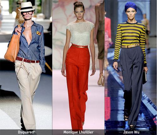 07wp - Пролет-лято 2011: Основни тенденции според Style.com